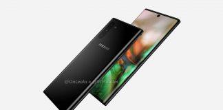Samsung Galaxy Note 10 lonkt