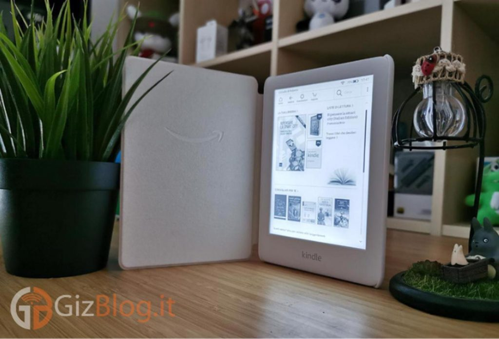 recensione amazon kindle 2019
