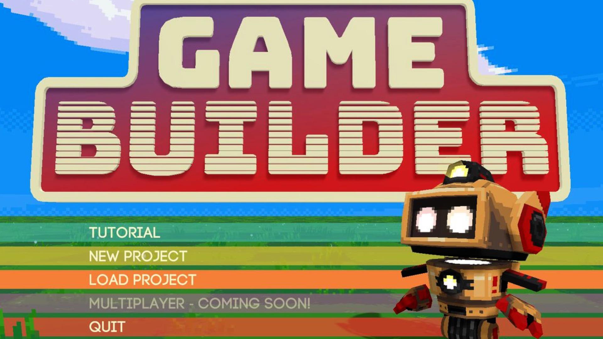 Construtor de jogos do Google