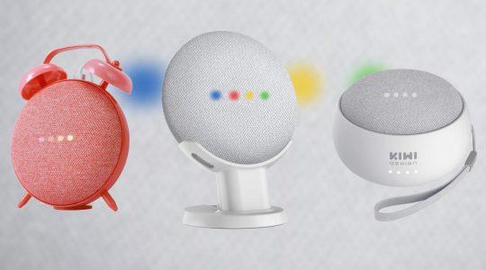 google home mini accessori migliori accessori