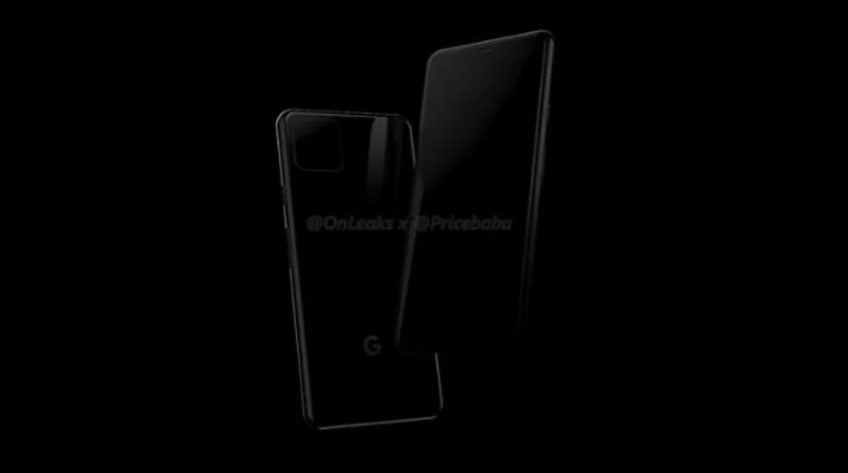 vazamento do google pixel 4