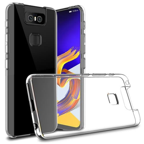 Naxtop Soft TPU Case for ASUS Zenfone 6 ZS630KL