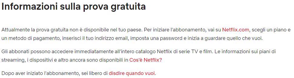 Netflix часто задаваемые вопросы