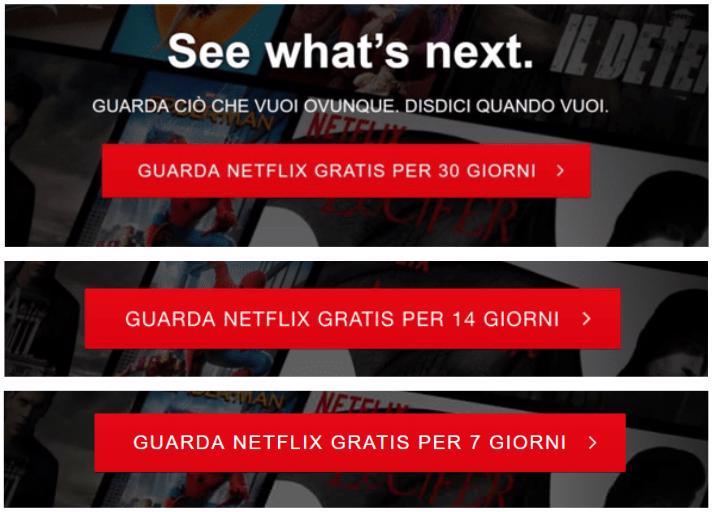 Netflix aumenta i prezzi degli abbonamenti anche in Italia
