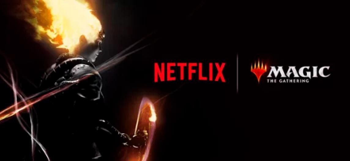 Magic: The Gathering serie originale Netflix