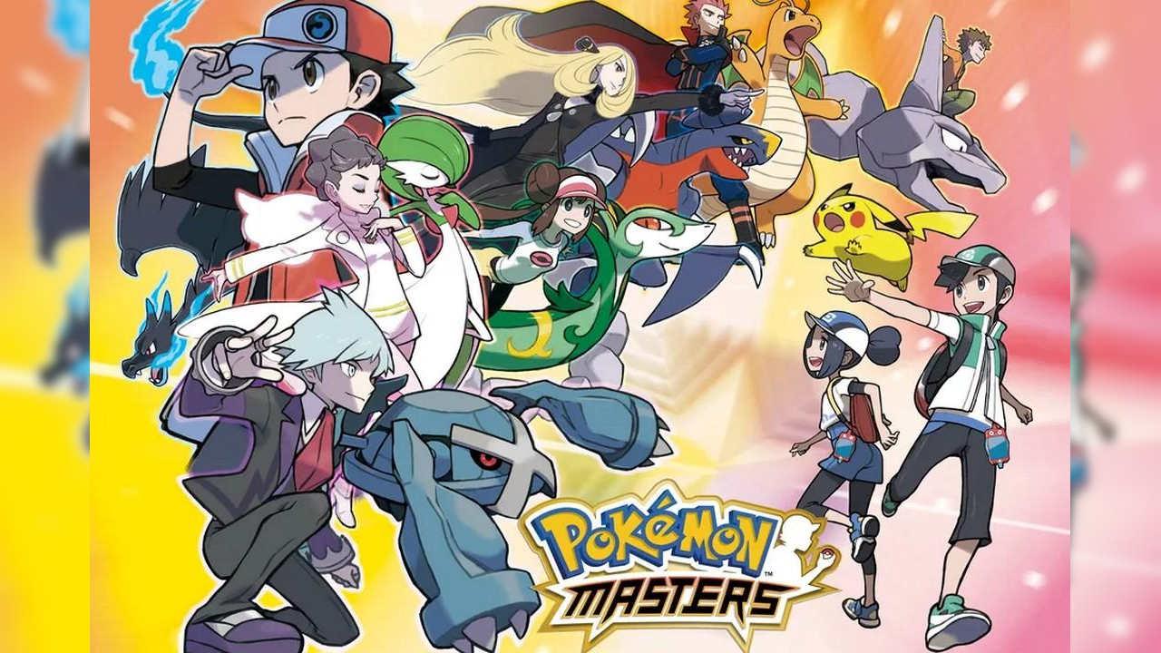 Pokémon-meesters