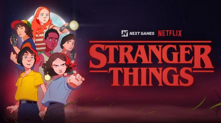stranger things gioco