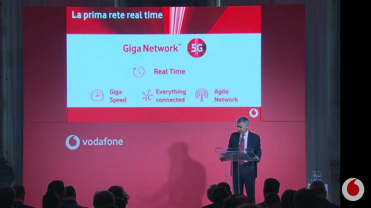 vodafone Giga Network 5G