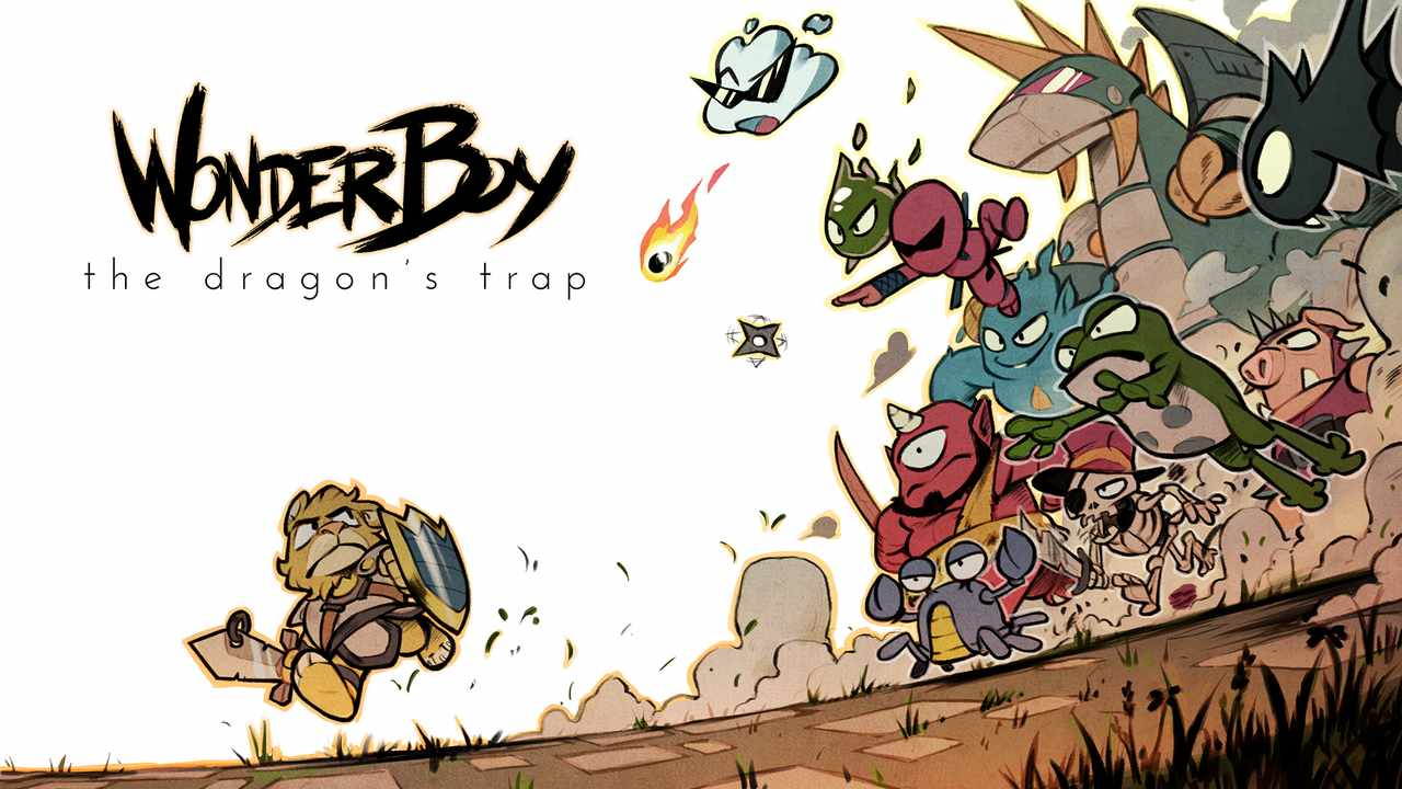 Wonder Boy: The Dragon Trap
