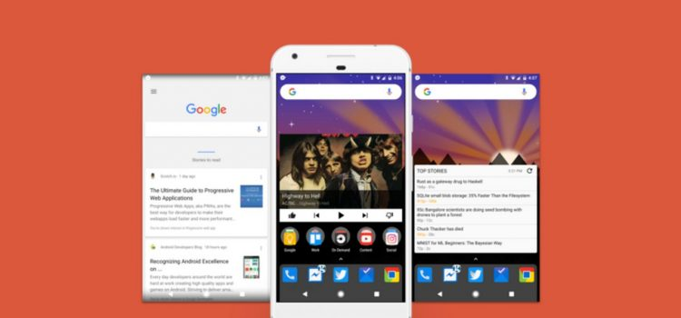 come abilitare Google now in nova launcher