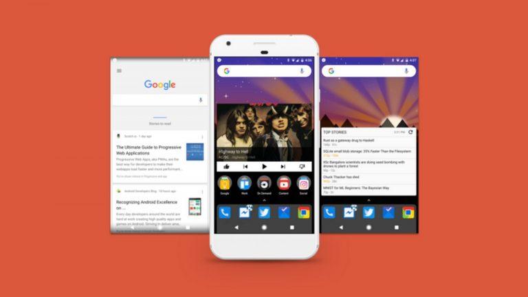 come abilitare Google now in nova launcher
