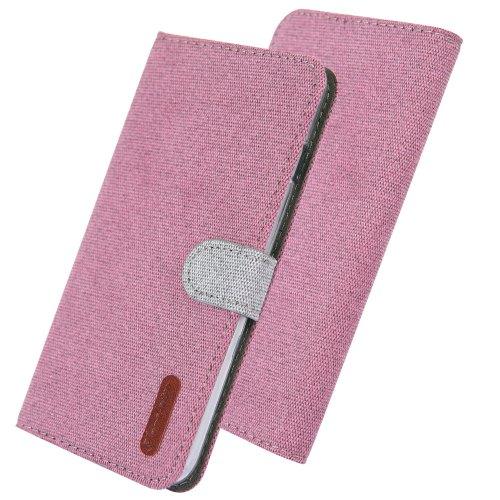 Роскошный кошелек флип чехол тканевый держатель карты телефона для Samsung Galaxy A20E