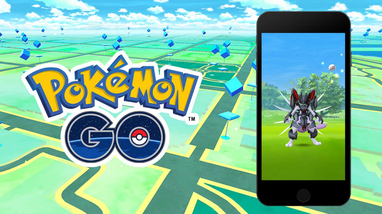 Pokémon gehen zwei gepanzerte