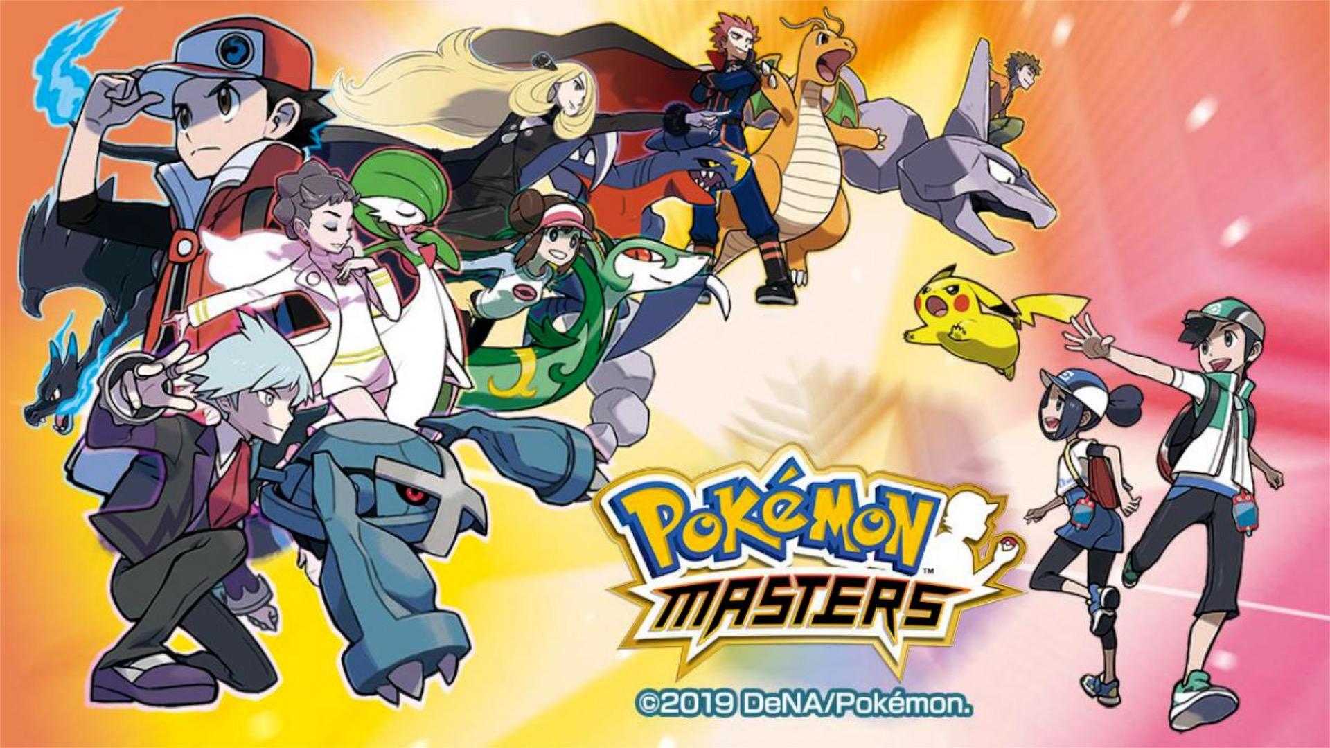 Mestres Pokémon