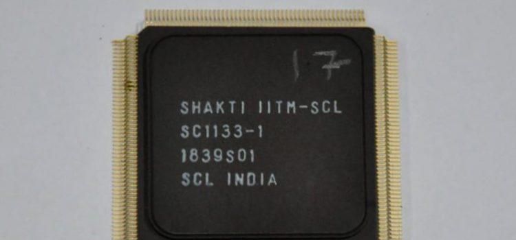 processore india shakti