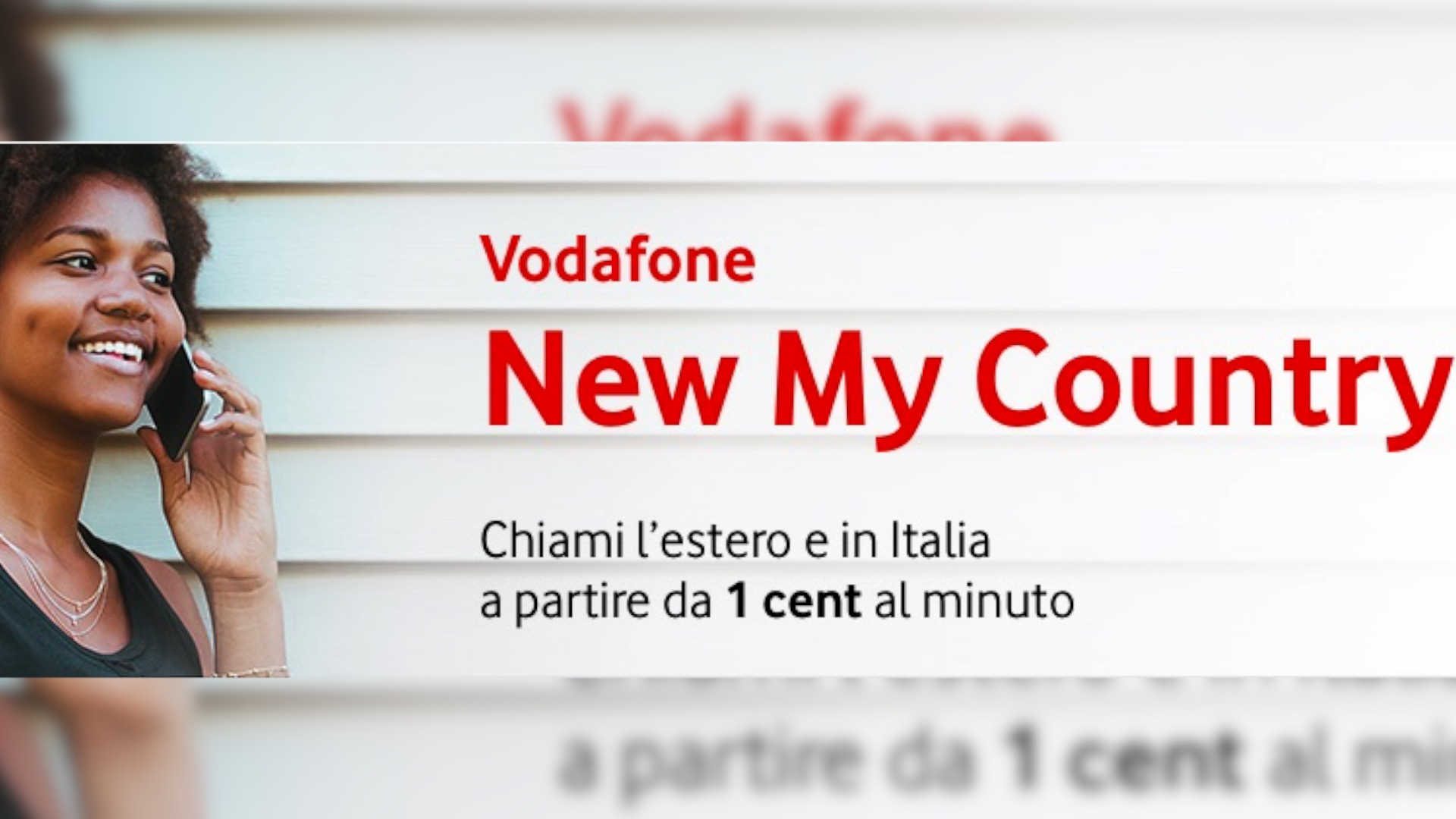 Vodafone New My Country