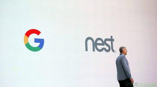 ninho do google