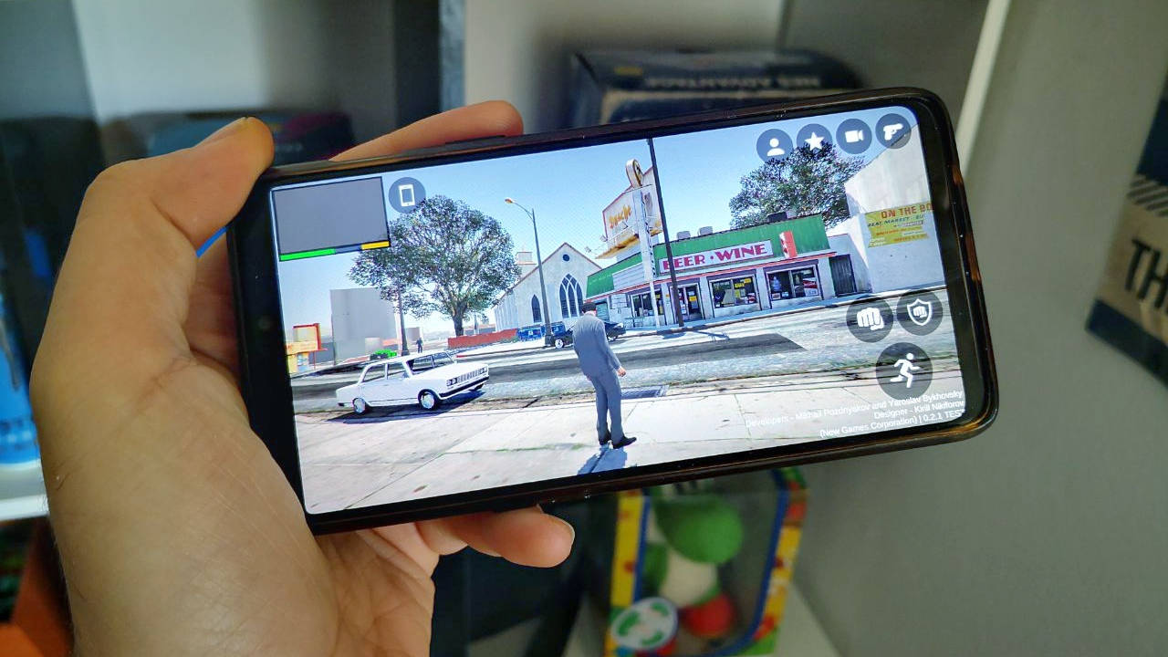 No, it's not a hoax: GTA V is playable on Android