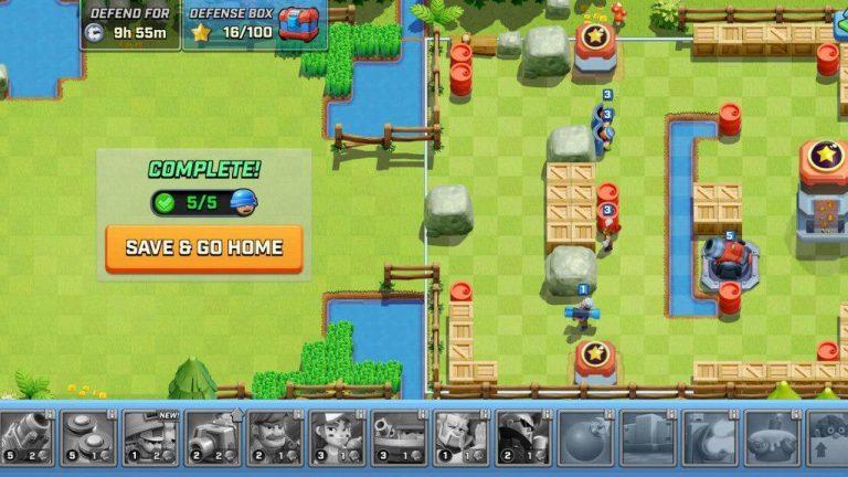 Come installare Rush Wars in Italia su Android