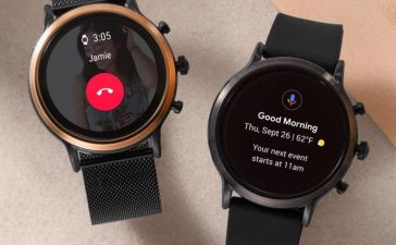 fossiele smartwatch