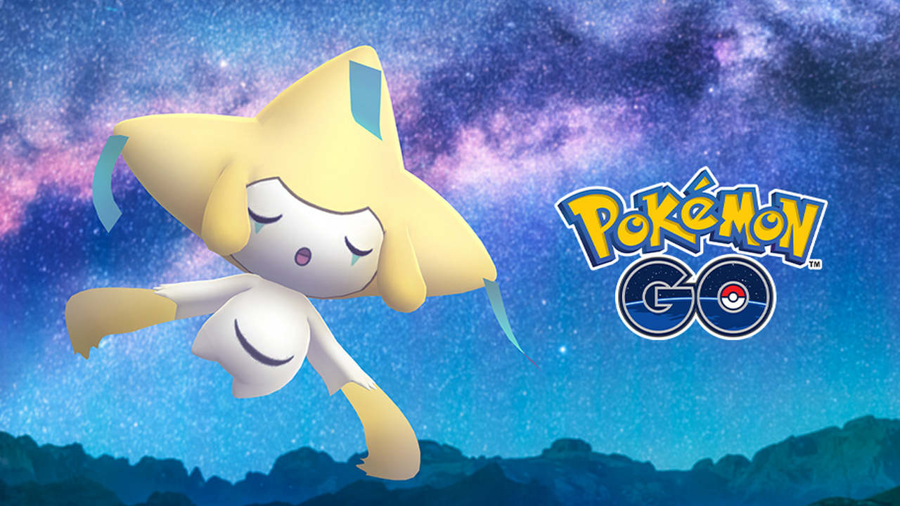 Pokémon Go Ultrabonus Jirachi