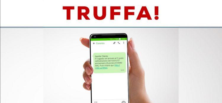 truffa euronics