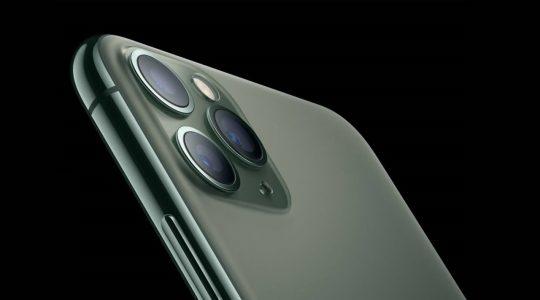 apple iphone 11 pro fotocamera