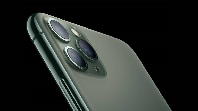 apple iphone 11 pro fotocamera