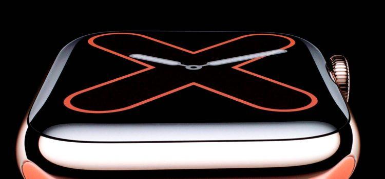 苹果手表系列5