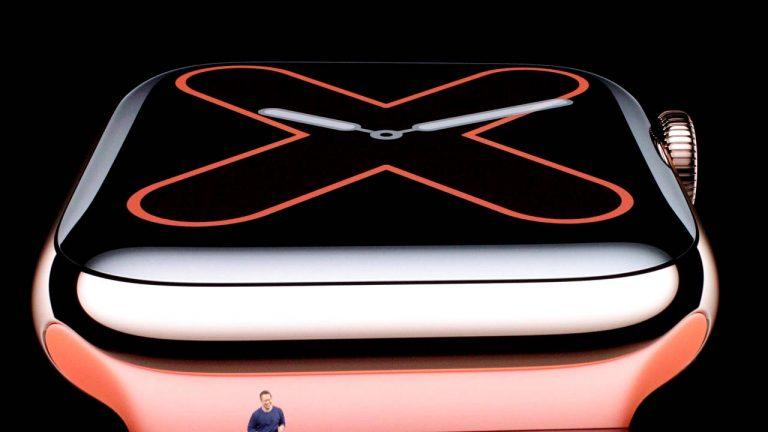 Apple mira la serie 5