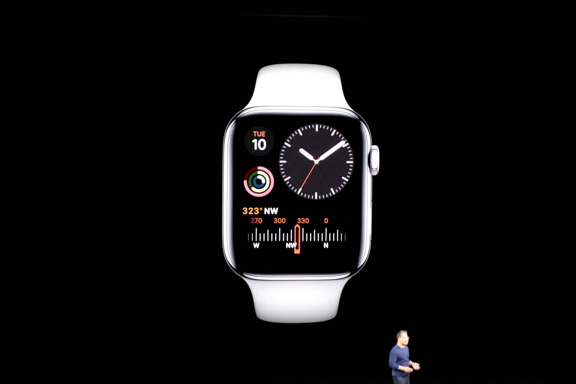 Apple Watch-serie 5