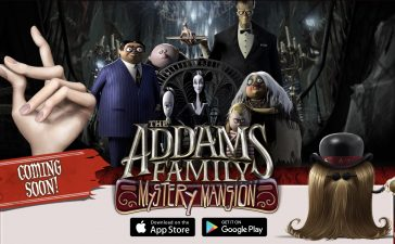 The Addams Family Mystery Mansion