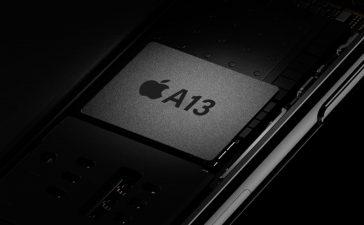 苹果A13仿生