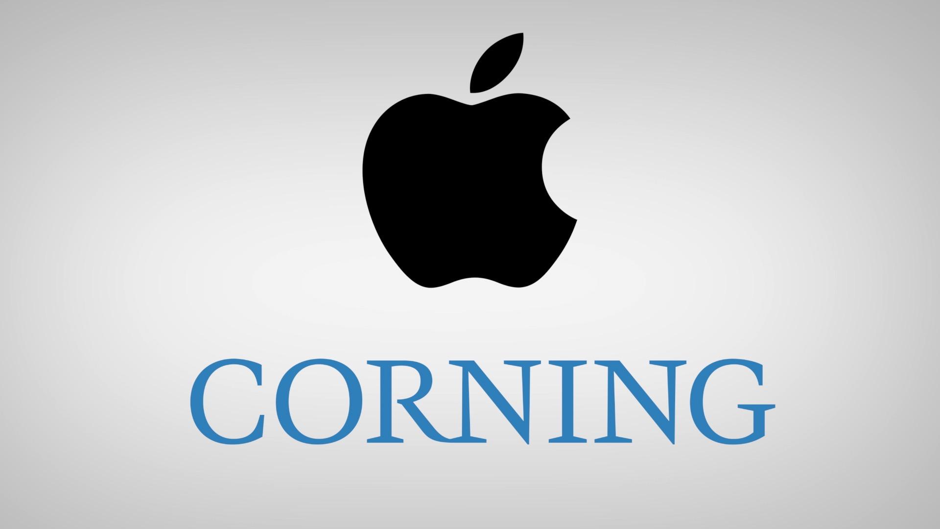 苹果和康宁