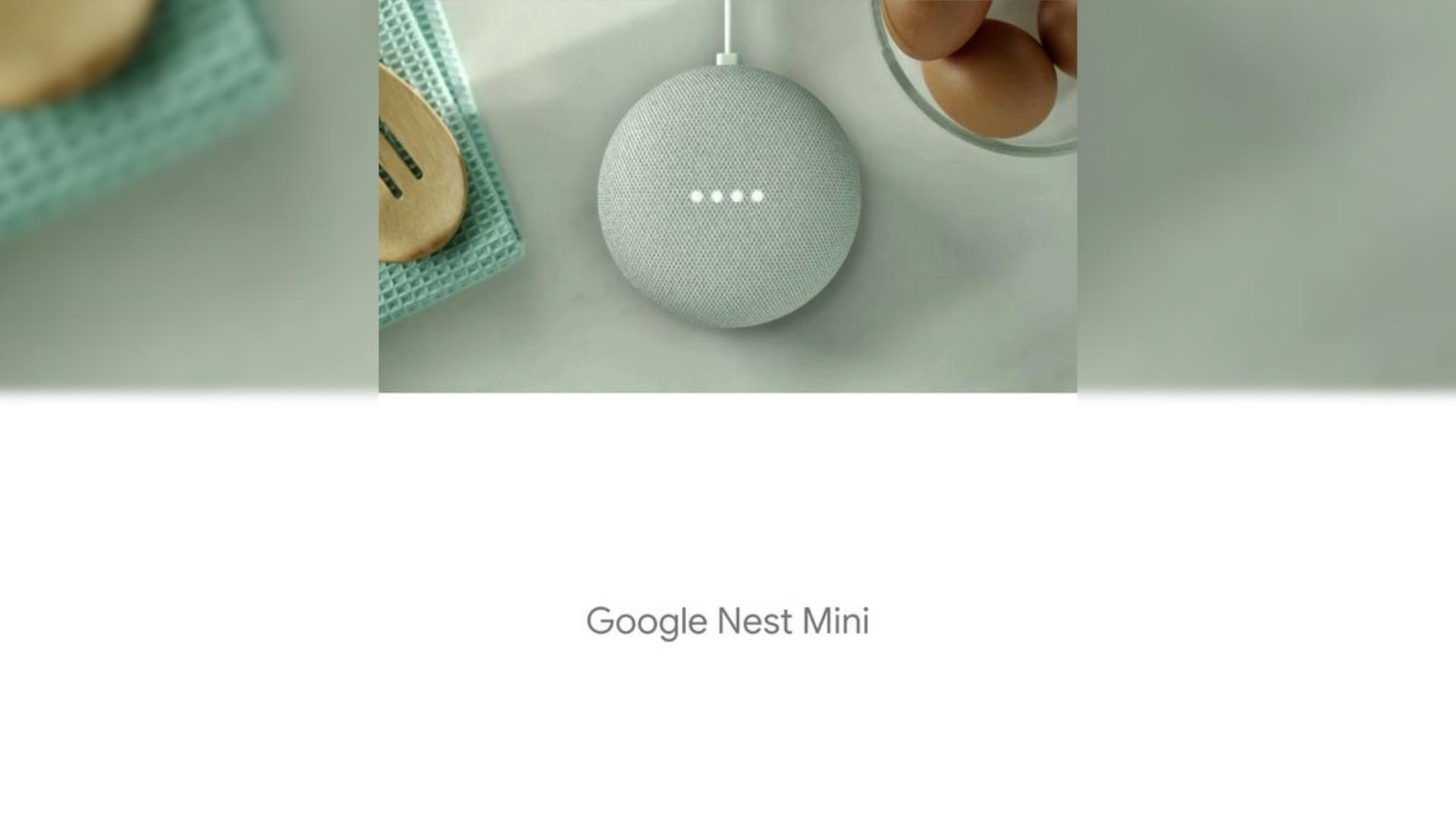 谷歌巢迷你