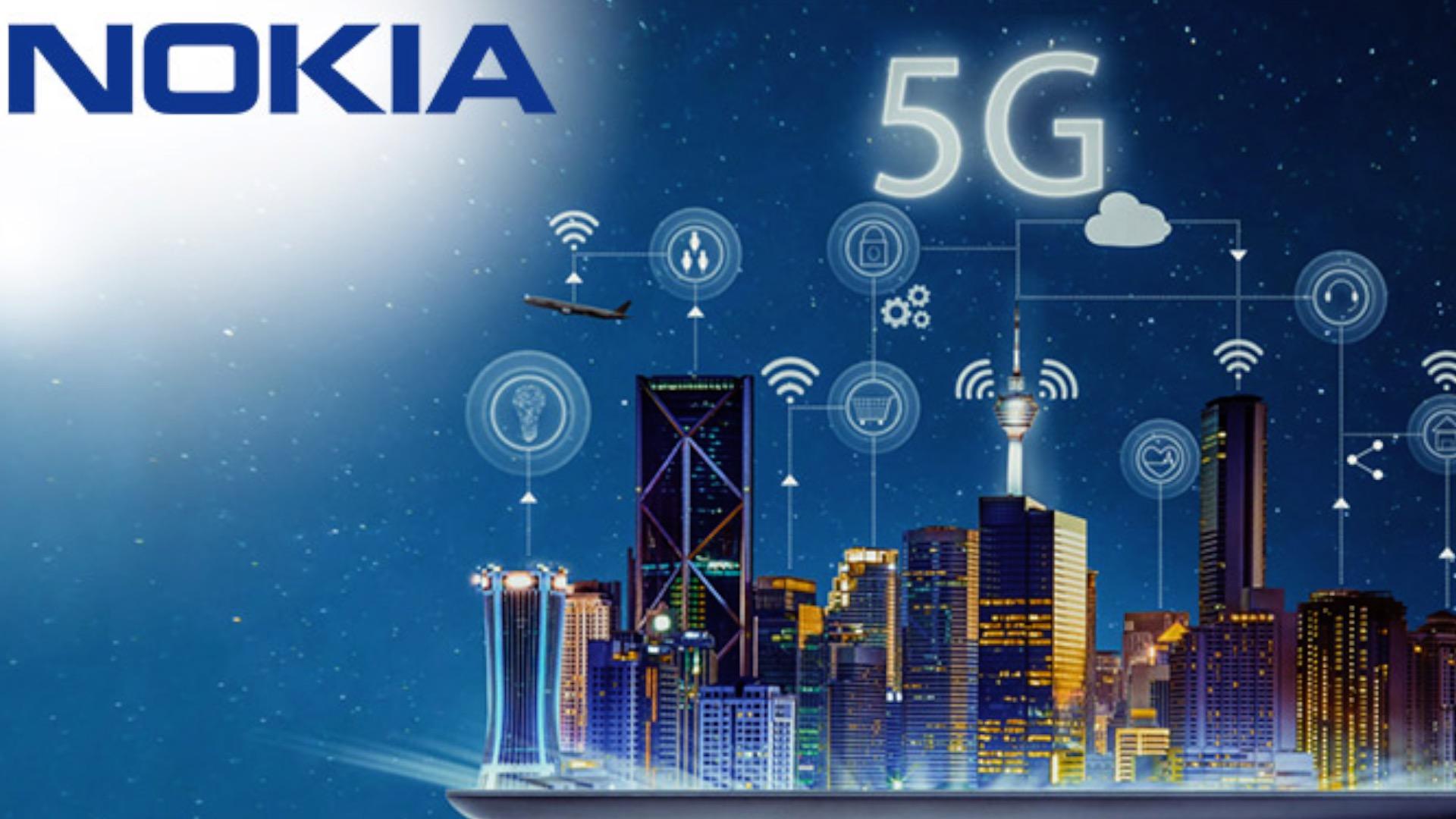 Iliad e Nokia no 5G