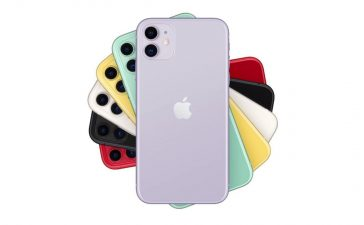 iphone 11 cover pellicole