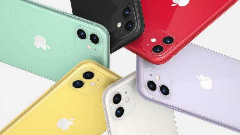 iphone 11 cover pellicole
