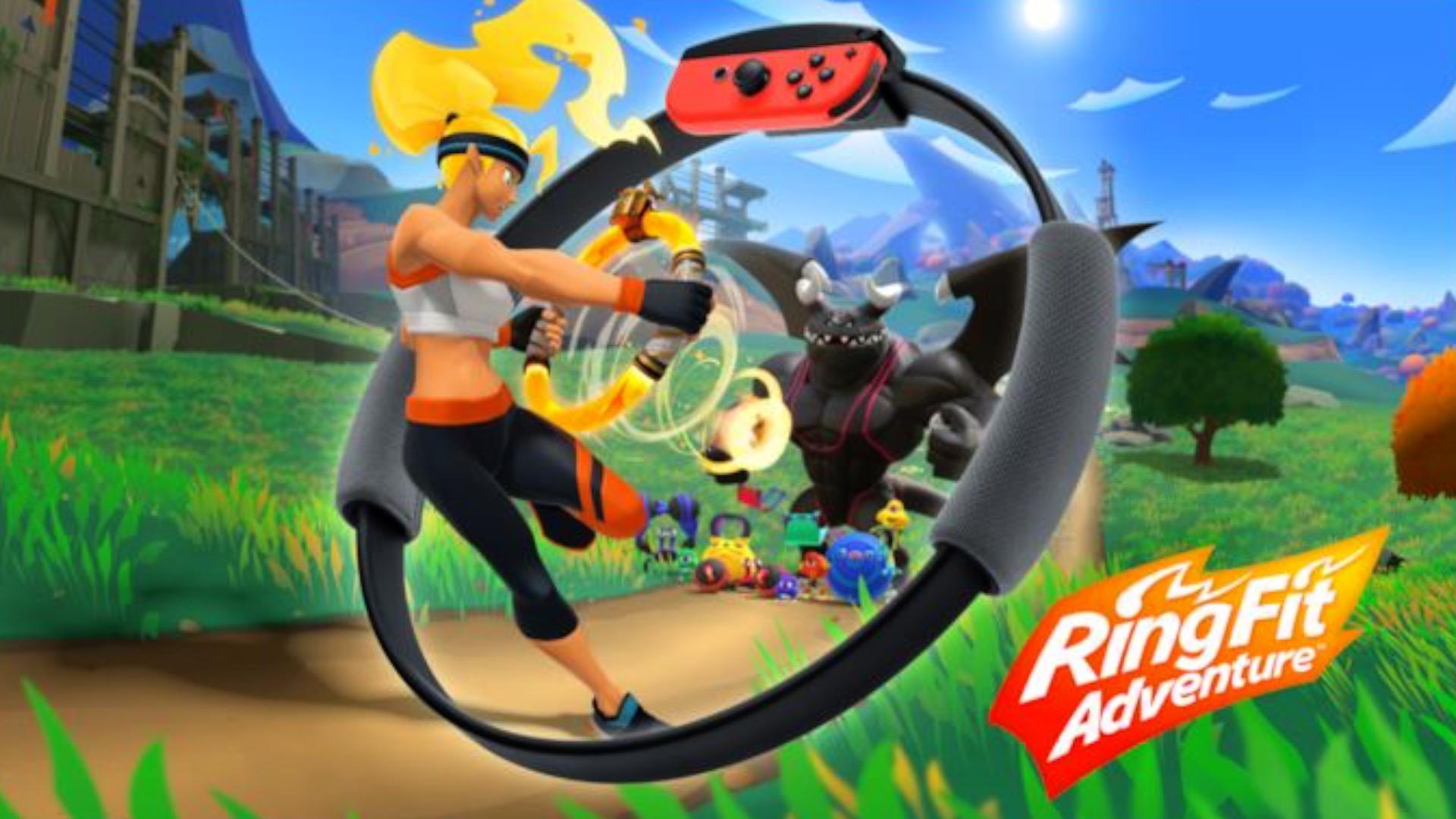 Nintendo Ring Fit Aventura