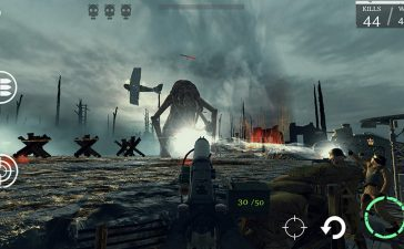 zwar1 z war 1 android iOS lovecraft