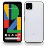 Pixel do Google 4 e Pixel 4 XL