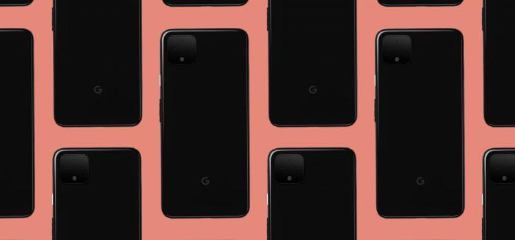 Google Pixel 4 y Pixel 4 XL