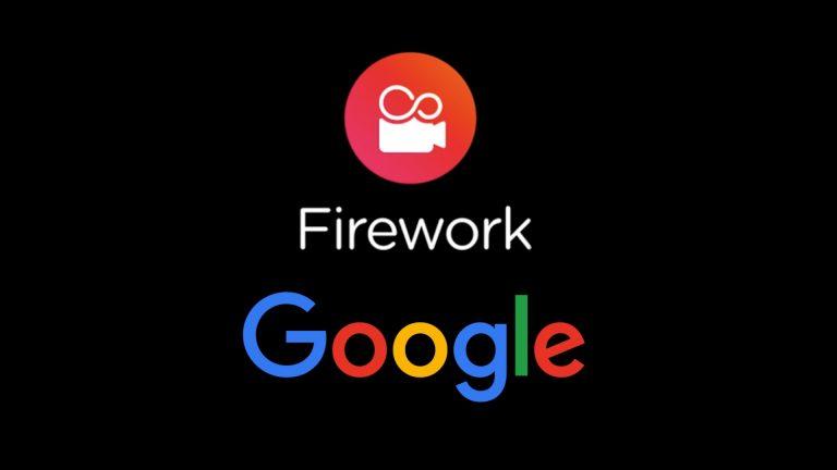 google firework