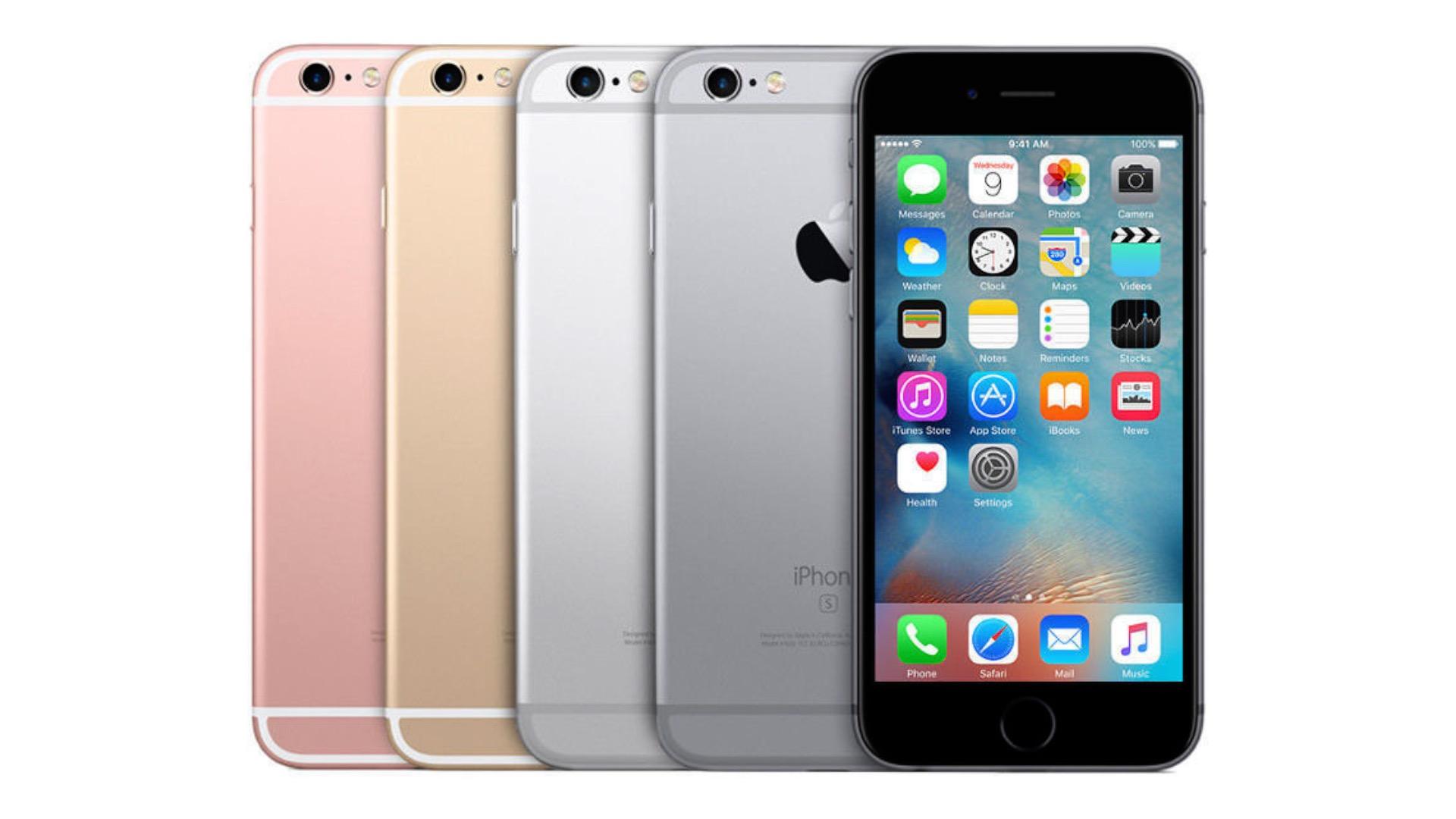 iphone 6s e 6s plus