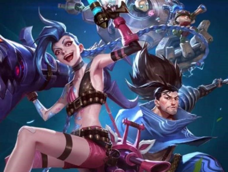 League Of Legends Wild Rift Opens Pre Registrations Ios Android Gizblog