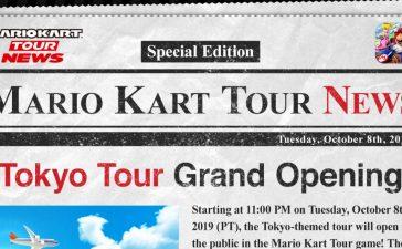 Gira Mario Kart