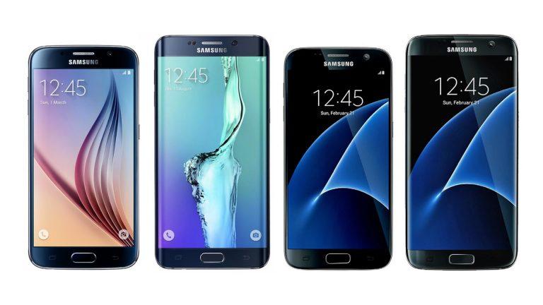 Samsung Galaxy S7 en S7 Edge