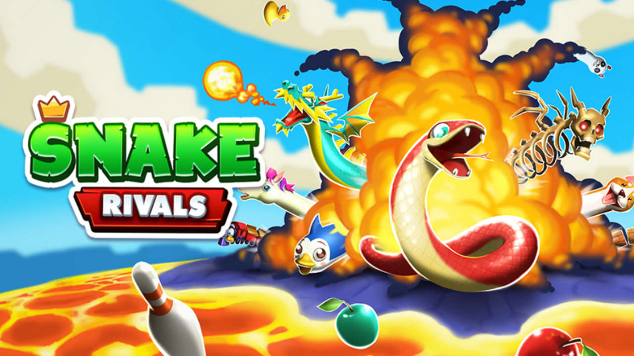 snake rivals android ios