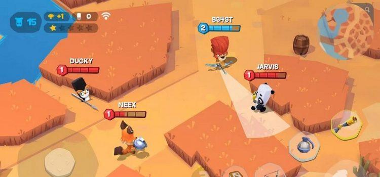 zooba zoo battle arena