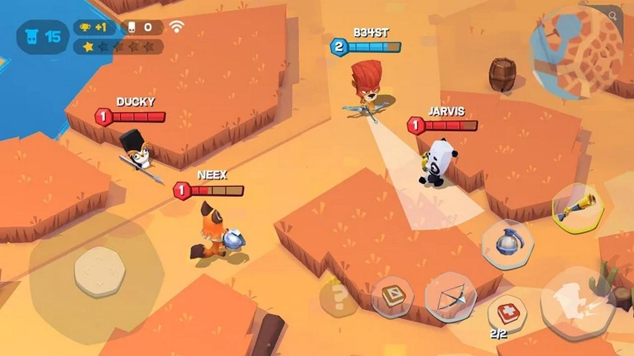 arena de batalla zooba zoo